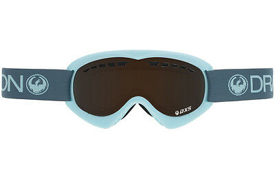 0ccb61c95f4 DRAGON ALLIANCE DXS Ski snowboard Goggles Kids Grey   Icon- Smoke ...