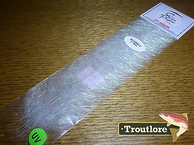Ep Sparkle Brush Pearl Enrico Puglisi - New Fly Tying Dubbing Brush Material