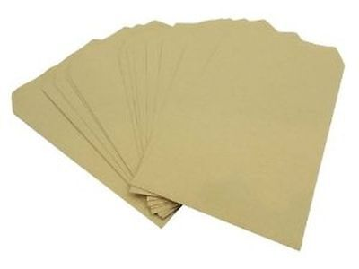 Pack 100 Own Brand C5 229x162mm Envelope Manilla Self Seal UB00563