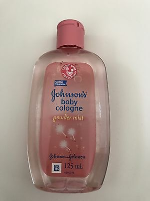 Johnsons Baby Cologne 125Ml