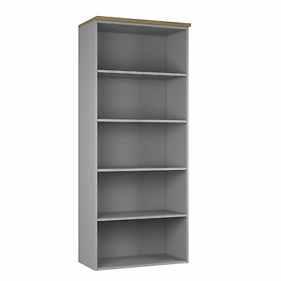 NOVA ECO High Quality Tall Bookcase, BEECH