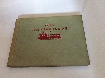 TOBY THE TRAM ENGINE - The Rev. W. AWDRY Sept 1952 1st Edition