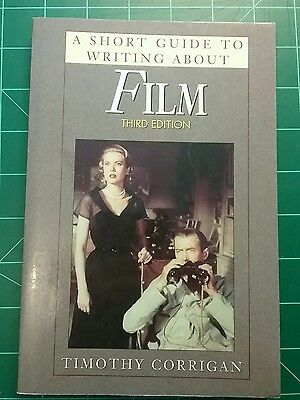 A Short Guide to Writing about Film by Timothy Corrigan Paperback