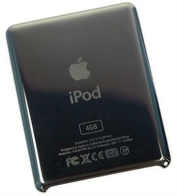 Apple iPod Nano 3rd Generation 4GB Back Cover Panel