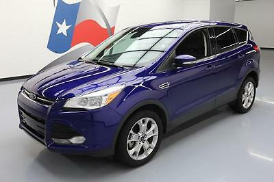 2013 Ford Escape SEL Sport Utility 4-Door 2013 FORD ESCAPE SEL AWD ECOBOOST HTD LEATHER 73K MILES #D56387 Texas Direct