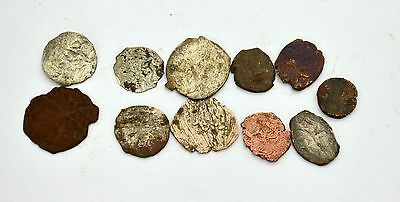 Medieval Poole - copper & silver coins of the Golden Horde