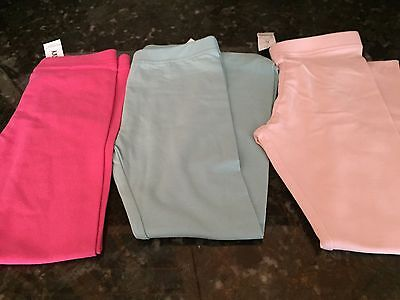 OLD NAVY Toddler Girl Leggings *Set Of 3 * Size 5T New In Package!