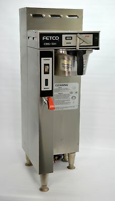 Fetco CBS-51H 1.5 Gallon Single Coffee Brewer Commercial Machine Hot CBS-51H-15