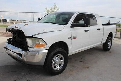 2011 Dodge Ram 2500 SLT Mega Cab 4WD 2011 Dodge Ram 2500 SLT Mega Cab 4WD Damaged Wrecked Priced to Sell Wont Last!!