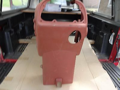 Farmall 400, 450 Cowl And Instrument Panel