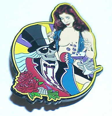 GRATEFUL DEAD JERRY GARCIA RELIX ' ONE MORE SATURDAY NIGHT  ' 1 3/4 inch PIN