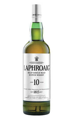 Laphroaig 10YO Single Malt Scotch Whisky 700ml (Boxed)