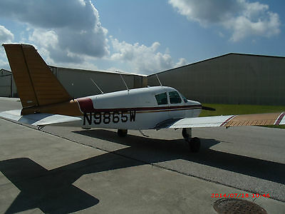 1967 Piper PA28-140 Cherokee in very good condition