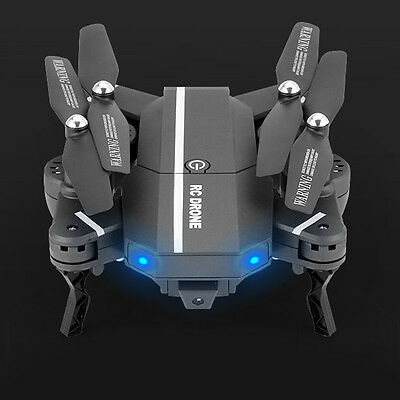 8807HD-G Wifi 0.3MP Camera Foldable 2.4G 6-Axis Pocket RC Quadcopter Drone Toys