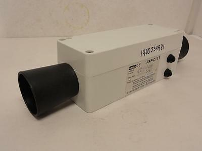 168169 Old-Stock, Parker PXP-C111 Two Hand Control Modular Push Button Valve