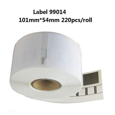 99014 Dymo Seiko Compatible Thermal Printer Address Labels Labelwriter 220/roll