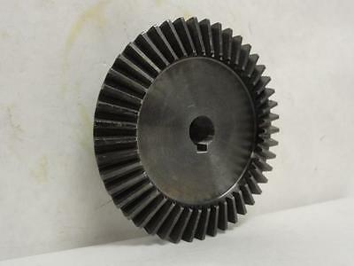 168145 New-No Box, KHK SB2-4515 Carbon Steel Bevel Gear 45 Teeth, 12mm ID