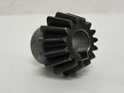 168146 New-No Box, KHK SB2-1545 Carbon Steel Bevel Gear 15 Teeth, 12mm ID