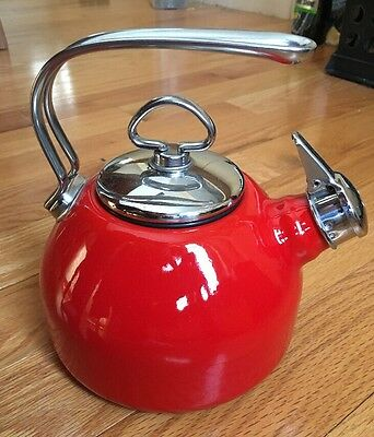 how to fix tea kettle whistle