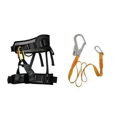 Climbing Arborist Protection contre les chutes Sit Harness with Safety