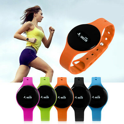Latest Kids Fitness Pedometer Sports Activity Tracker Step Counter Band