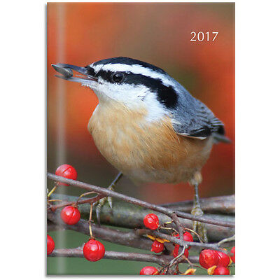 Birds 2017 A5 Diary NEW by Gifted Stationery
