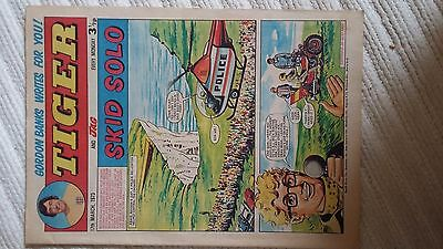 Tiger and Jag Comic: 17th March 1973