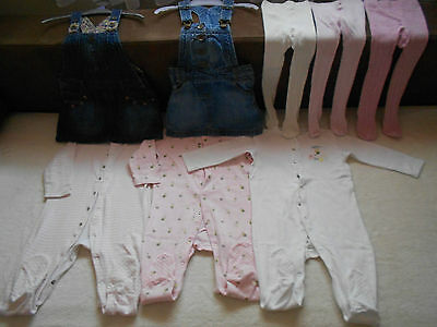 Baby girls clothes budles 12-18 months
