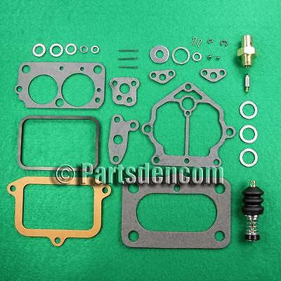 Carburettor Repair Carby Kit Suit Mazda 626 929 Ma 2.0L 4 Cyl 78-83 Nikki