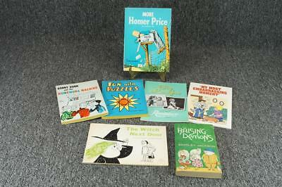 Assorted Book Collection - 7 Items