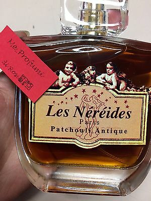 Les Nereides Patchouli Antique Originale Eau De Toilette 100ml