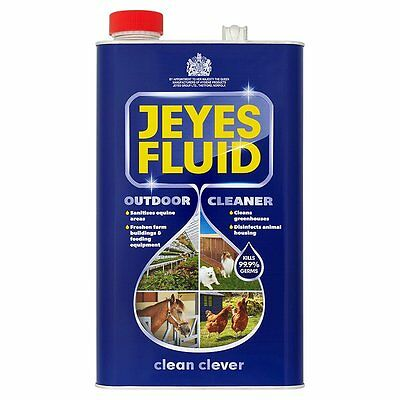 Jeyes Fluid Multi-Purpose Disinfectant 5L FREE DELIVERY