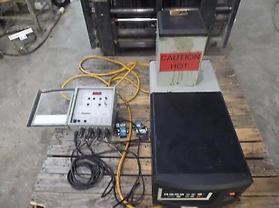 Itw Dynatec  Dynamelt Sin2P122-Fv  179520-A  Adhesive Application System, Used