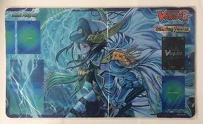 Cardfight Vanguard Playmat Soaring Ascent of Gale & Blossom Sneak Preview Mat