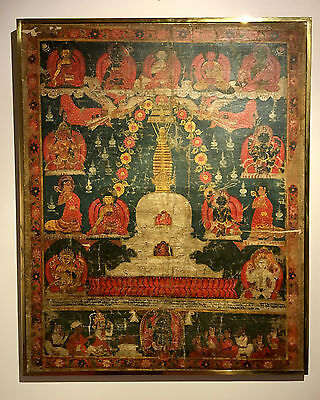 Early Nepalese Thangka