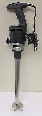 """Waring Commercial 18"""" Heavy Duty Immersion Blender - Used but Good Condition"""