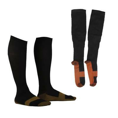 2 paires de moules de compression Anti-fatigue Soutien gradué Soutien-gorge