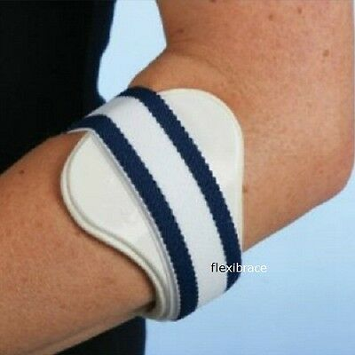 Tennis Golf Elbow Arm Band Brace Support Strap by Flexibrace FREE SHIPPING