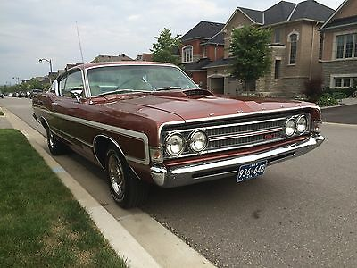 Ford: Torino GT 1969 Ford Torino 2-Door GT Fastback
