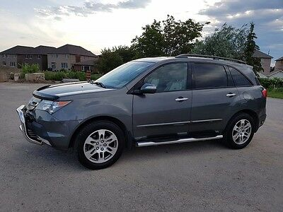 2008 Acura MDX Technology Package 2008 ACURA MDX - TECHNOLOGY PACKAGE