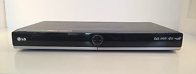 LG RHT599H 500GB HDD DVD Recorder with Freeview+ - with Remote Control & Cables