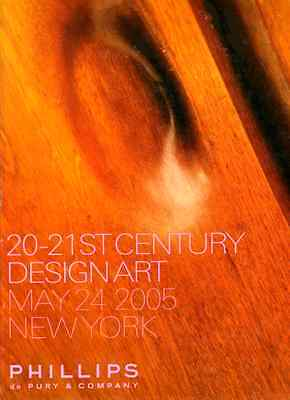 Phillips 20Th & 221St Century Design Art Oversized
