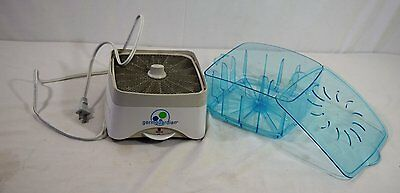 Germ Guardian NS-2000 Dry Heat Nursery Sanitizer Toys Bottles Gently Used