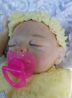 Lilly Ann newborn ooak reborn baby dolls art collection girl