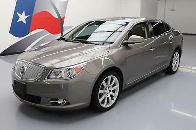 2012 Buick Lacrosse Touring Sedan 4-Door 2012 BUICK LACROSSE TOURING PANO ROOF NAV REAR CAM HUD #180544 Texas Direct Auto
