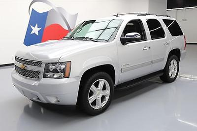 2014 Chevrolet Tahoe LT Sport Utility 4-Door 2014 CHEVY TAHOE LT HEATED LEATHER REAR CAM 20'S 67K MI #160528 Texas Direct
