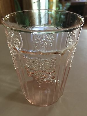 Anchor Hocking Mayfair, Set Of 8 Thin Water Tumblers