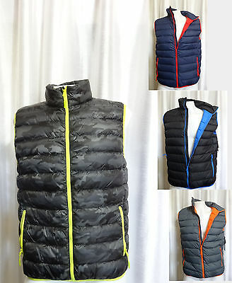 32 Degrees Boys Cold Weather Ultralight Packable Down Vest with bag XL 18/20 NEW