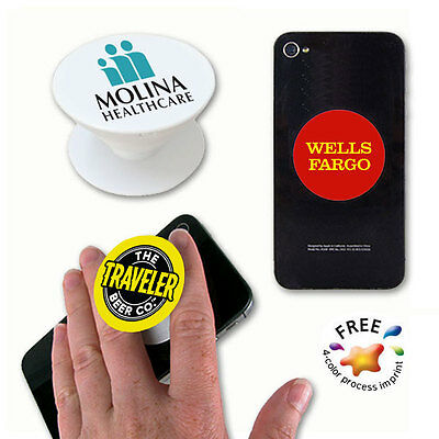 POP-UP PHONE HOLDERS - 1,000 quantity - Custom Printed with Your Logo