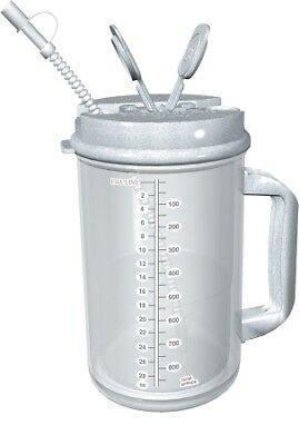 Thermo Mug Whirley-DrinkWorks! 32 oz. Clear / Granite 1 Count *SHIPS FREE!*